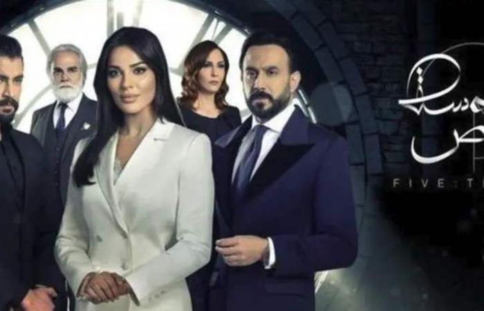 فيديو من مسلسل 'خمسة ونص' يثير الجدل.. هفوة أم مقصود؟
