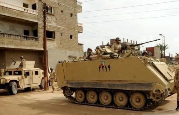 مصر | مقتل 47 إرهابياً و5 عسكريين بمواجهات في سيناء