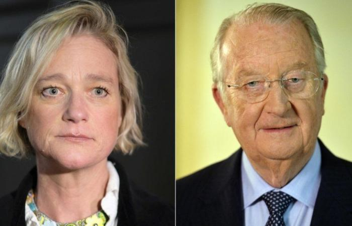 ملك بلجيكا السابق يواجه غرامة اذا رفض فحصا للحامض النووي