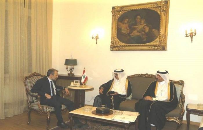 الكواري: للبنان مكانة كبيرة لدى القيادة القطرية