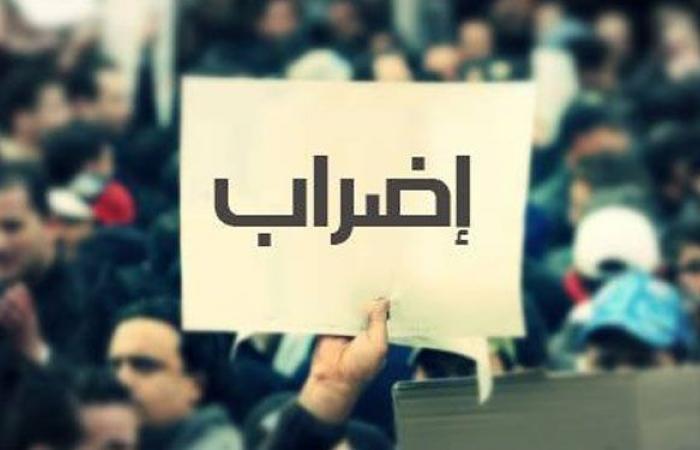 موظفو الإدارات العامة في المنية الضنية يلتزمون الإضراب