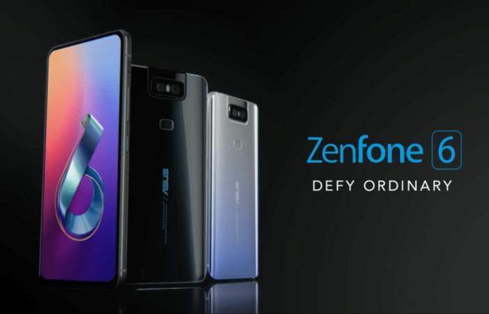 أسوس تعلن رسميًا عن Zenfone 6 مع تقنية فريدة للكاميرا