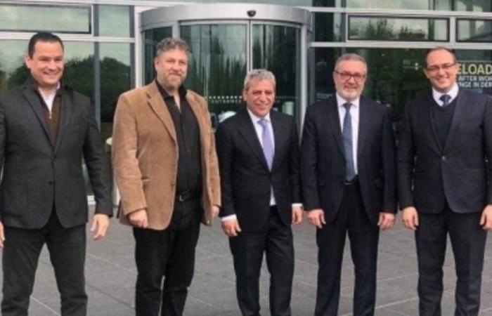 الوفد النيابي اللبناني اختتم زيارته إلى ألمانيا