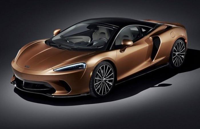 """""""McLaren"""" تفرح عشاق السيارات الرياضية"""