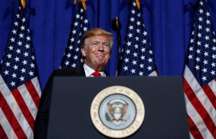 إيران | ترمب: الولايات المتحدة لم تسعَ للحوار مع إيران