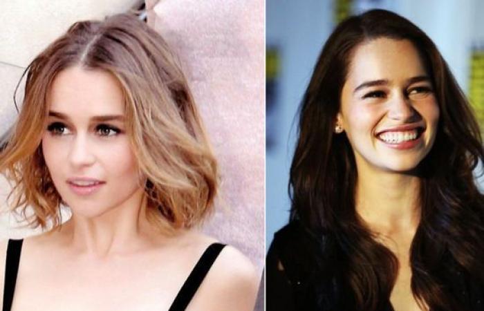 إميليا كلارك قبل التجميل.. هكذا تغيّرت (صورة)