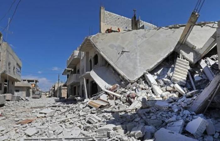 """سوريا   روسيا تلوح بتطبيق """"سيناريو حلب"""" في إدلب"""