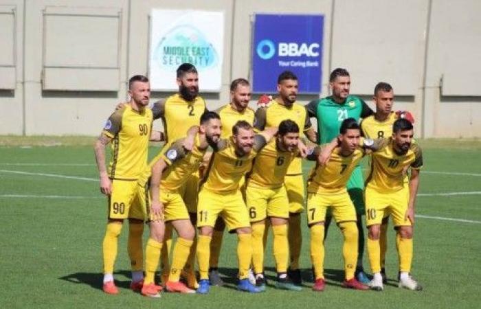 ختام الموسم الكروي بنهائي كأس لبنان بين العهد والانصار السبت