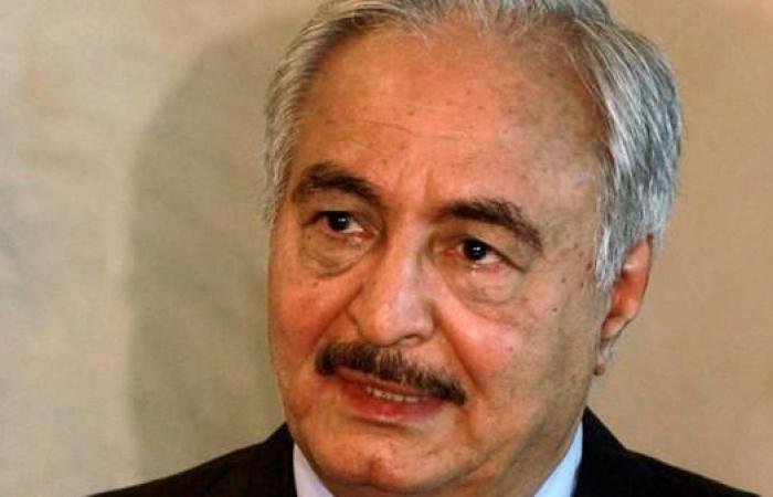 حفتر: مبعوث الأمم المتحدة إلى ليبيا أصبح وسيطا منحازا