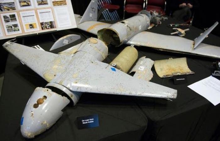 إيران | إيران تستخدم الطائرات المسيرة للتجسس والهجمات التفجيرية
