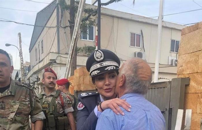 بالفيديو: لحظة خروج سوزان الحاج من المحكمة العسكرية
