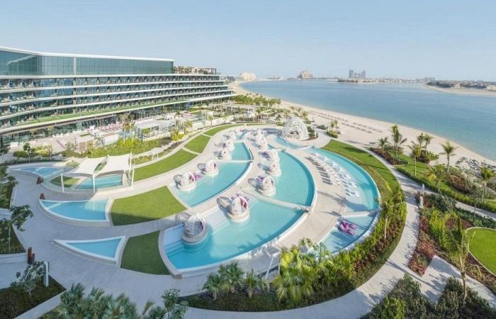 في دبي.. فندق يتكفل بالفاتورة إذا وصلت الحرارة لـ50 درجة!