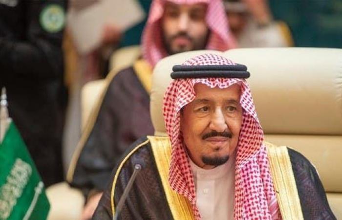 الخليح   الملك سلمان: سنتصدى بحزم للعدوان والتخريب