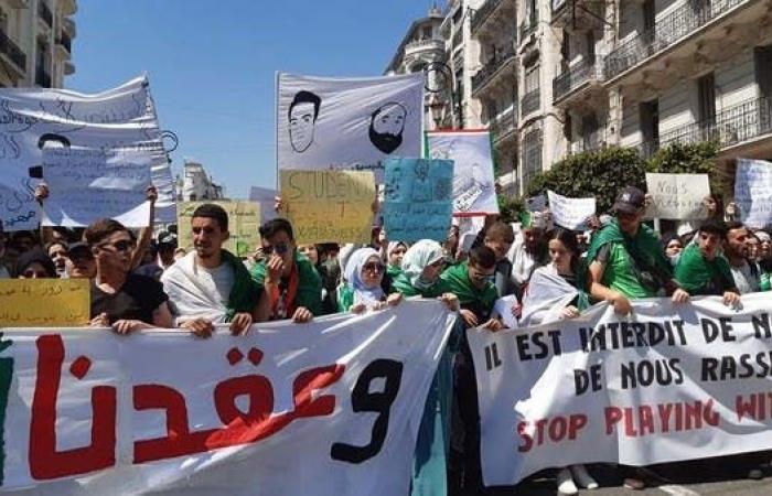 توقعات بتظاهر آلاف الجزائريين.. رفضاً لموعد الانتخابات