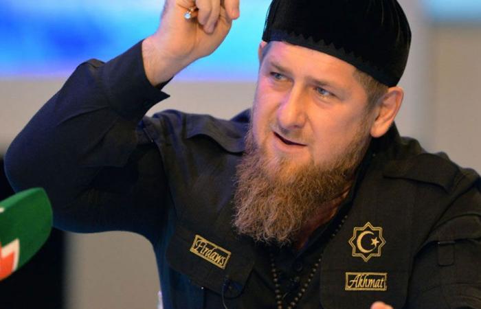 ابن رئيس الشيشان يمثل بمسلسل تركي شهير (فيديو)