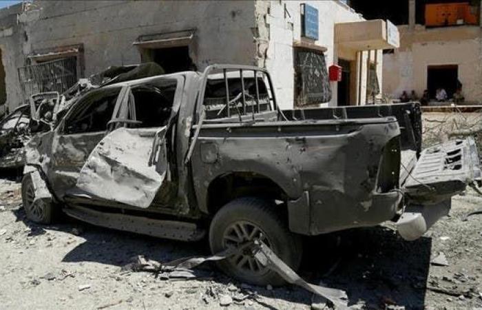 العراق   فيديو لمروع كركوك.. يوزع متفجراته ويفر طليقاً