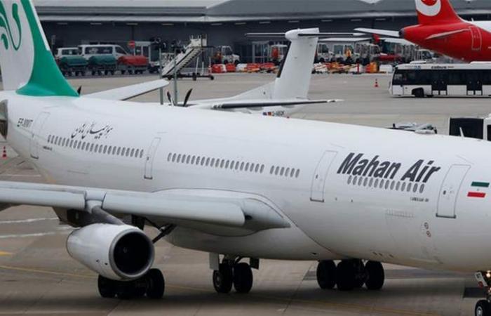 إيران تتقدم بشكوى بسبب تصرف بعض المطارات مع طائراتها