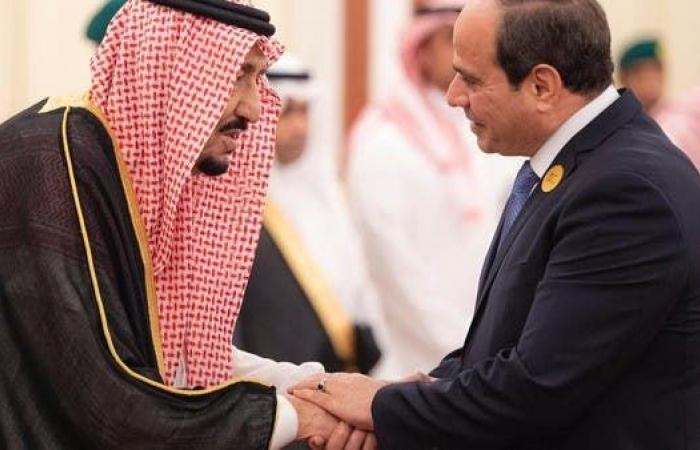 مصر | السيسي: مصر والسعودية يجمعهما مصير ومستقبل واحد