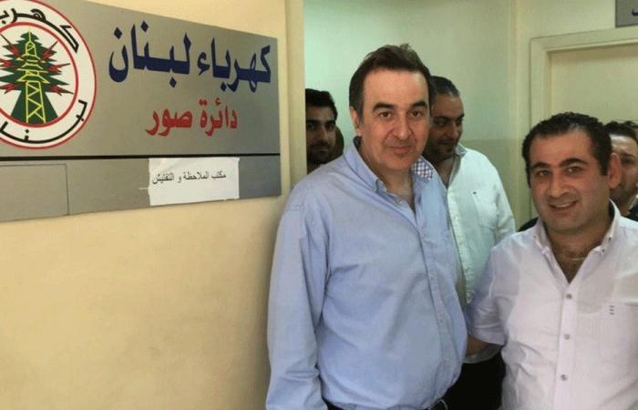 بعد جولته في صور.. مذا كشف المدير العام لمؤسسة كهرباء لبنان؟