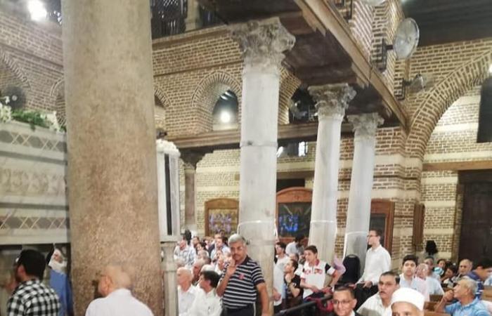 مصر | مصر تحتفل.. هذه تفاصيل رحلة المسيح وأمه مريم