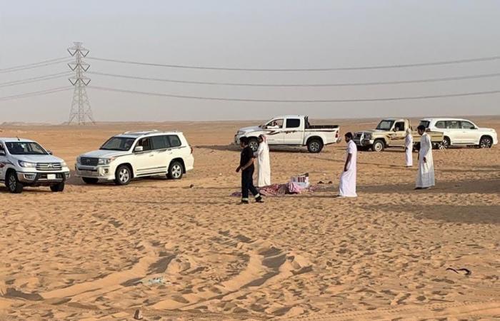 الخليح | وفاة شقيقين في الصحراء أحدهما كان يبحث عن أخيه المفقود
