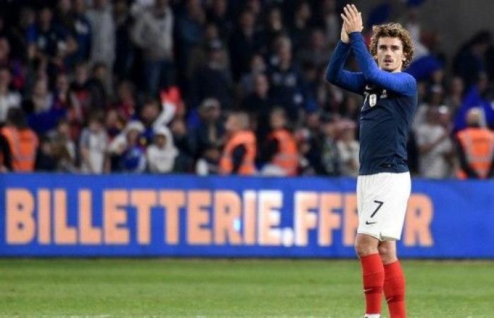 فرنسا تفوز ودياً على بوليفيا