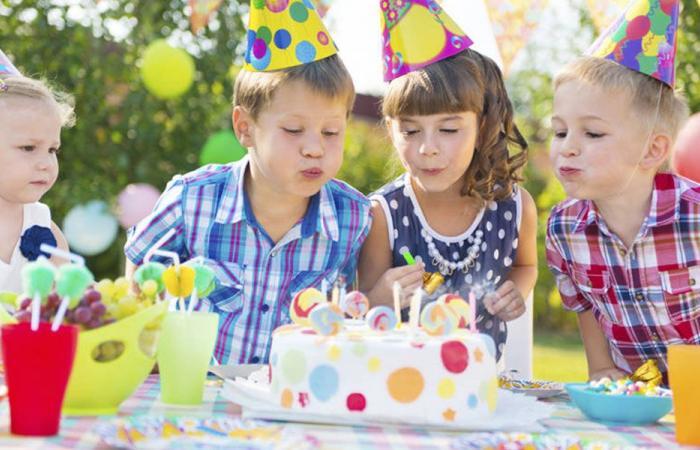 إختاري لطفلِكِ النشاطات التي تلائم يومَ عيد ميلاده
