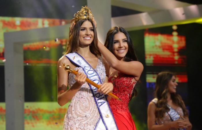 ملكة جمال كولومبيا في لبنان.. وهذا ما فعلته بشرتون!