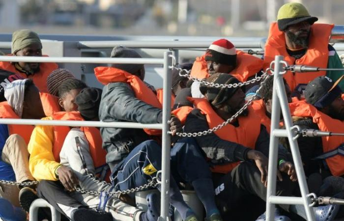 مالطا تنقذ 370 مهاجراً في عدة عمليات