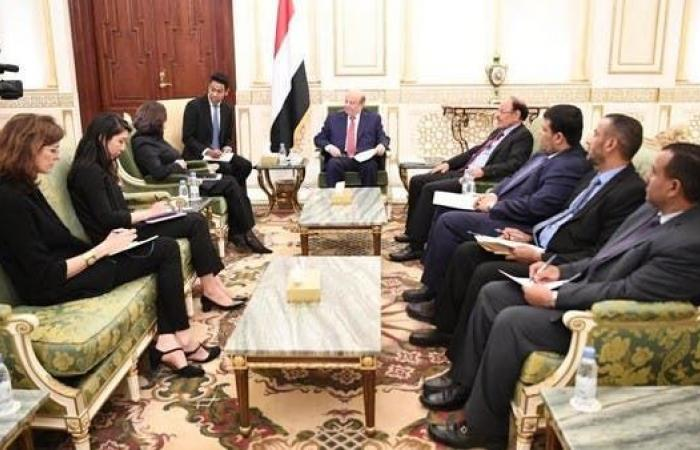 اليمن   مساعدة غوتيريس للرئيس اليمني: متمسكون باتفاق السويد