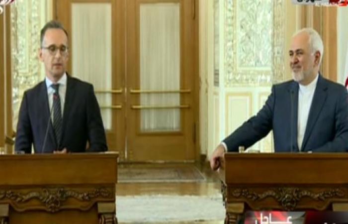 إيران | وزير خارجية ألمانيا من طهران: تفاقم التوتر قد يؤدي لتصعيد عسكري