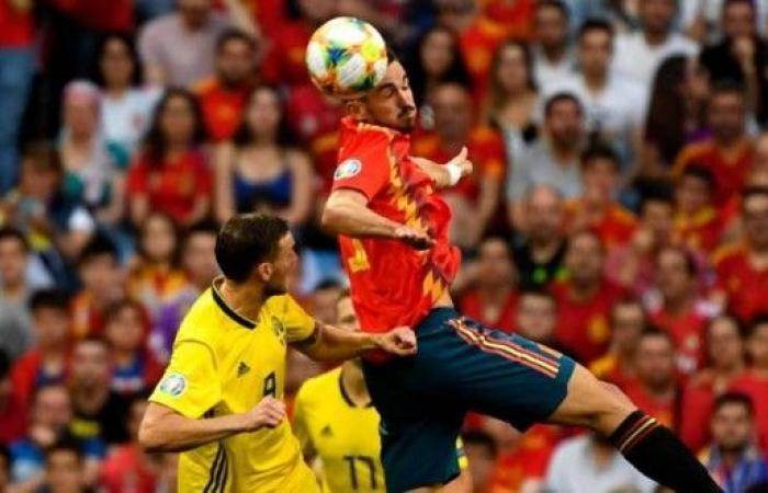 تصفيات أمم أوروبا 2020: قطار إسبانيا يدهس السويد