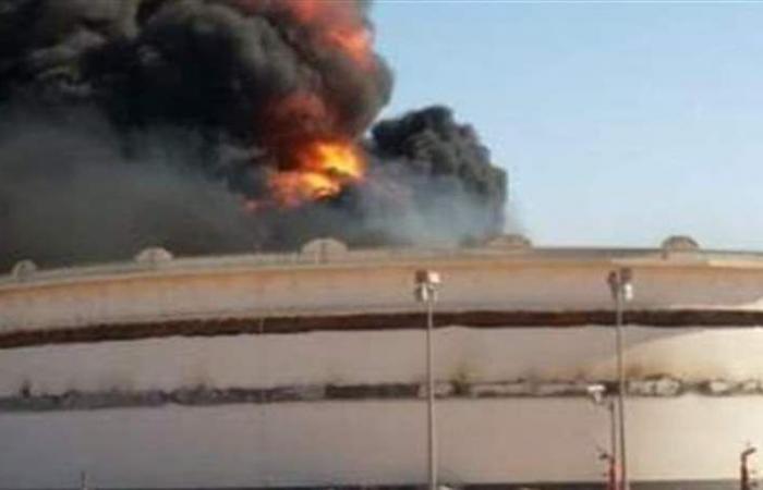 حريق يفقد ليبيا 30 ألف برميل من النفط يوميا