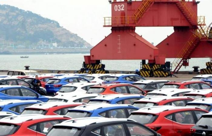 تراجع مبيعات السيارات في الصين بسبب التوترات التجارية