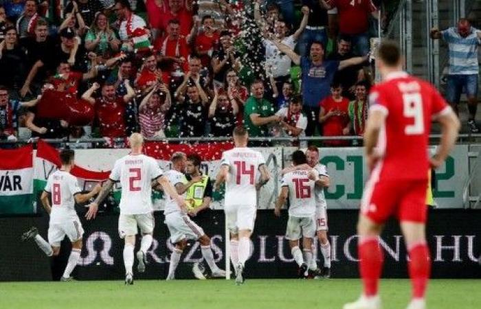 المجر تهزم ويلز وتتصدر ضمن تصفيات كأس أوروبا