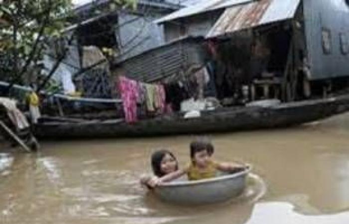 فيضانات في الصين تودي بحياة 19 شخصًا على الأقل