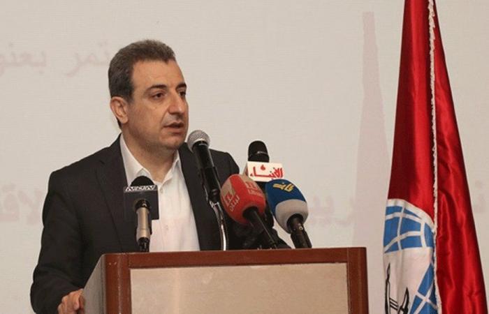 أبو فاعور: اقتراحاتنا في الحكومة لم تلق آذانا صاغية