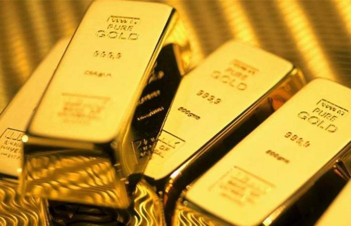 أسعار الذهب تقفز مع تراجع الطلب على الأصول الخطرة