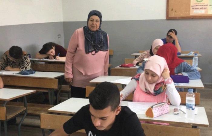 اجواء امتحانات البريفيه في صور هادئة