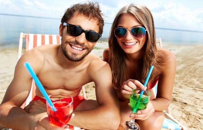 """مشروبات """"خفيفة"""" تُطفئ لهيب الصيف"""