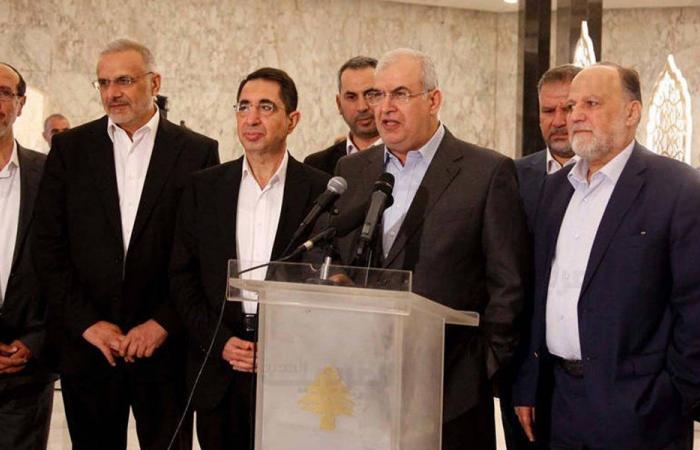 """نصيحة من """"حزب الله"""" لحلفائه"""