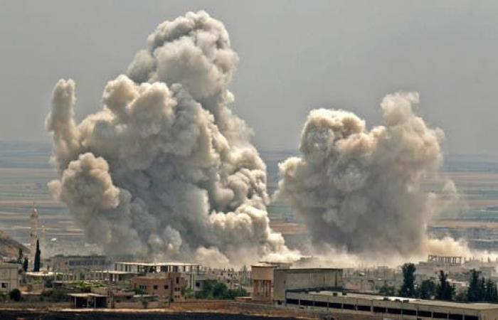 سوريا   مقتل 18 مدنياً على الأقل بقصف في شمال غربي سوريا