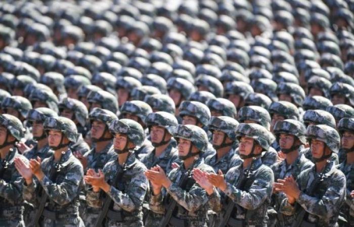 بكين تريد جيشًا متطورًا وتتهم واشنطن بتقويض الاستقرار