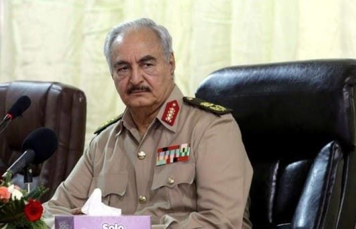 خليفة حفتر: قريبا سنحتفل بالنصر بتحرير العاصمة طرابلس