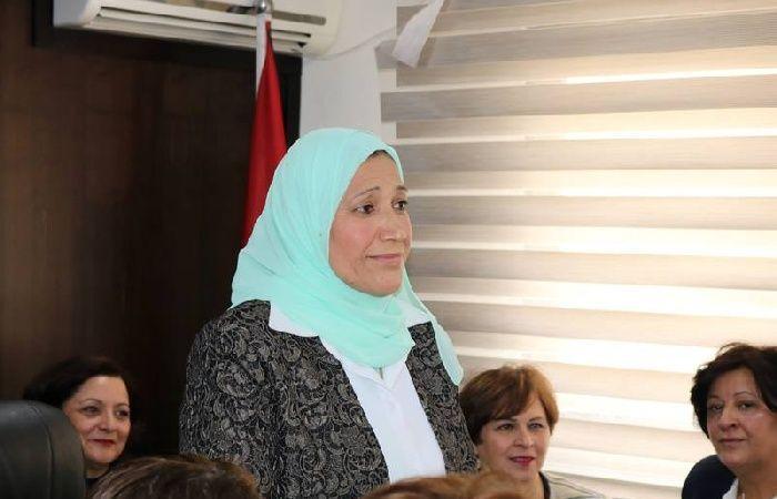فلسطين | حمد تُرّحب بقرار الأمم المتحدة حول أوضاع المرأة