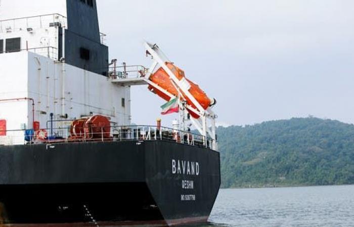 إيران   إيران تهدد البرازيل بوقف الاستيراد بسبب السفينتين العالقتين