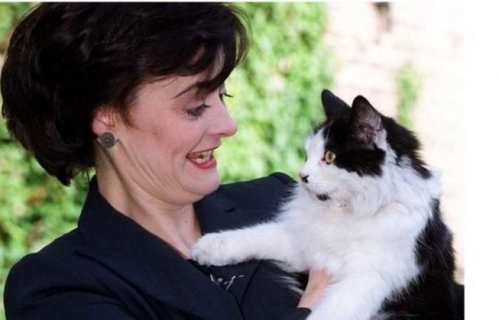 المهمة الأولى لبوريس جونسون: الحصول على رضا القط لاري