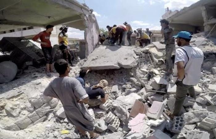 سوريا | مجازر إدلب تتواصل.. مقتل 12 مدنياً بينهم 3 أطفال