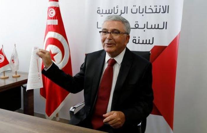 الزبيدي يترشح لرئاسة تونس ويترك وزارة الدفاع