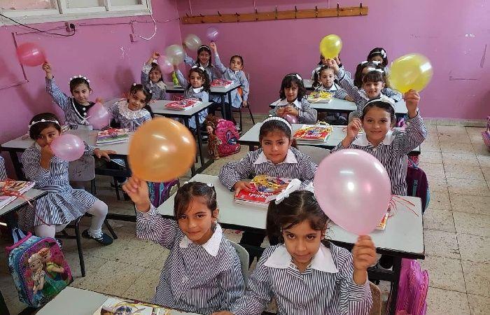 فلسطين | التربية تنهي استعداداتها لافتتاح العام الدراسي الجديد